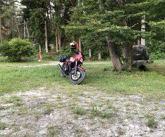 【キャンプ場】長野県 御座松キャンプ場